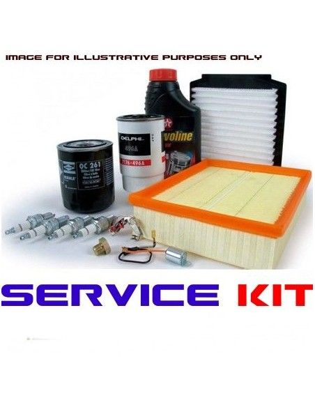 Service Kit Range Rover 4.2 Jaguar V8 Supercharged (2006-2009)