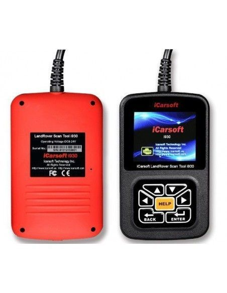 iCarsoft Multi-system Scanner i930 for LandRover