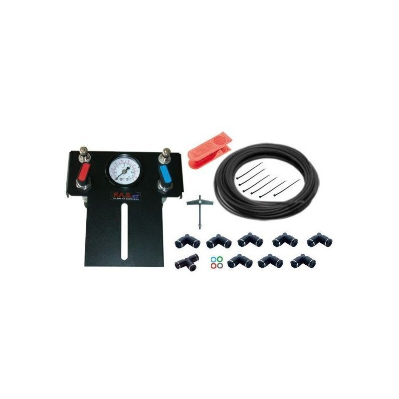 Faskit. Kit d´Urgence Suspension Pneumatique. Discovery 2