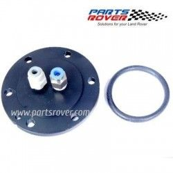 Dryer End Cap Compressor Hitachi Range Rover Sport & Discovery 3-4