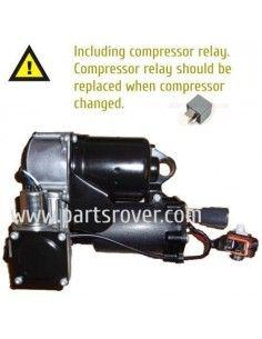 Air Suspension Compressor Discovery 3 & RR Sport Dunlop LR023964