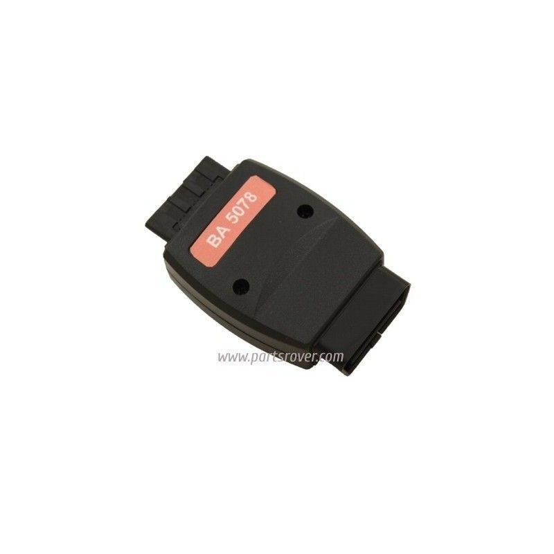 Hawkeye Land Rover adaptateur rouge (Range Rover L322)