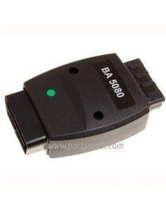 BA5080 | Hawkeye Noir Dongle (Med /Basse vitesse CAN)