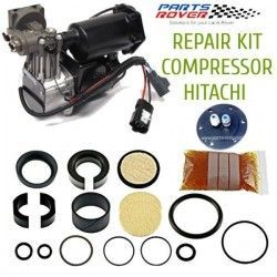 Land Rover Discovery 3 4 Range Rover Sport Air Compresor Repair completo Kit Hitachi