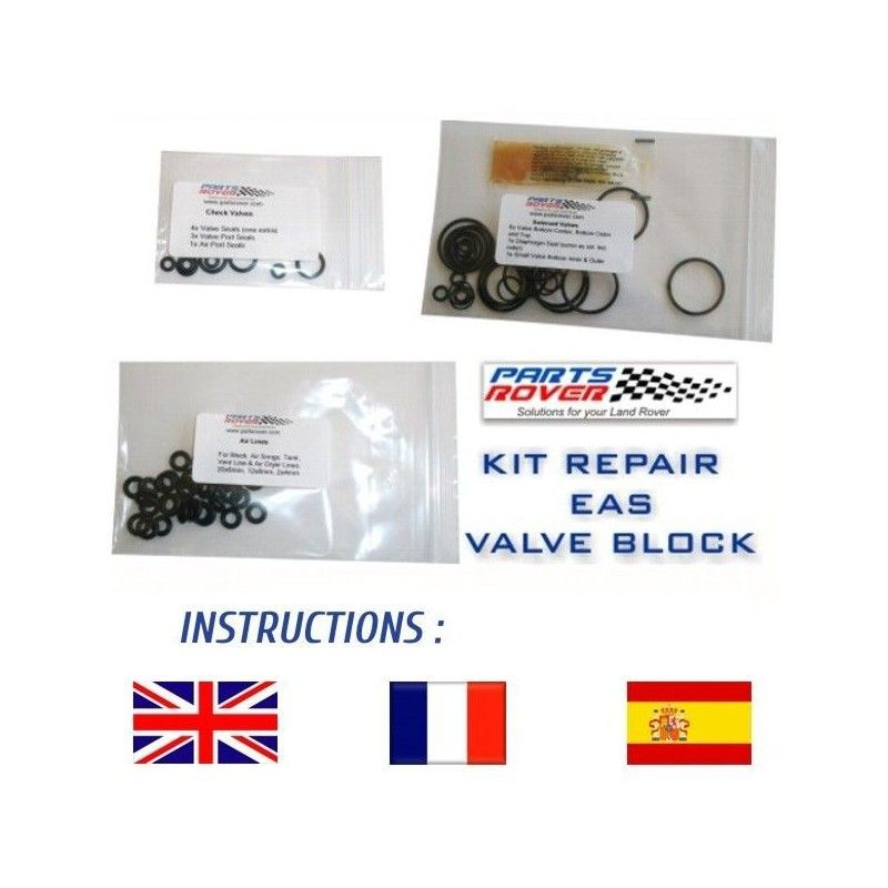 Kit Repair Valve Block