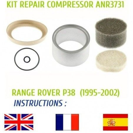 Kit Reparation Compresseur Suspension Pneumatique ANR3731