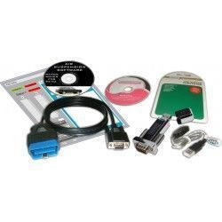 Kit Reset Eas Air Suspension Cable Diagnostic Range Rover P38