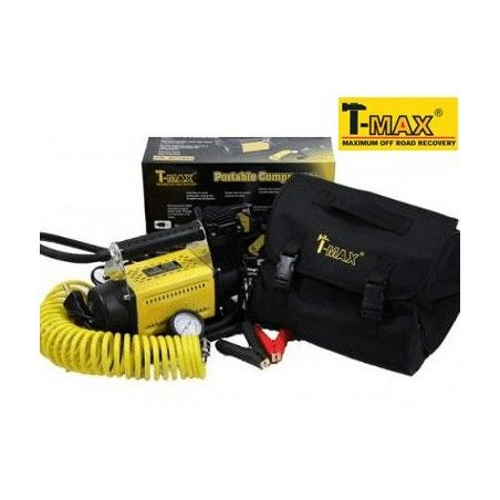 Portable Air Compressor Professonal 12V T-MAX BA2663