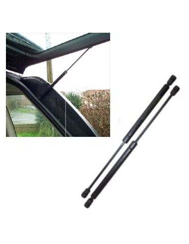 Pair struts for rear tailgate ALR1050