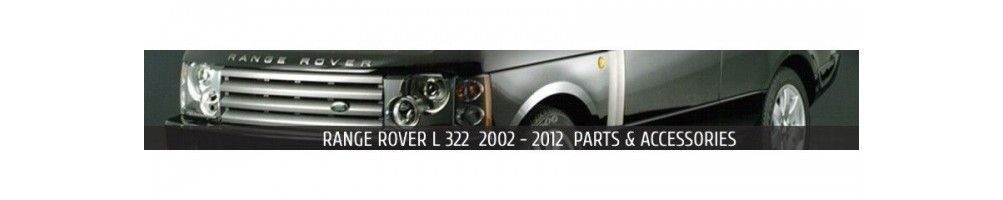 Range Rover L322 | 2002-2012 | Parts and Accessories