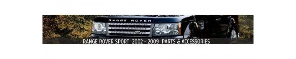 Range Rover Sport | 2005-2013 | Parts and Accessories