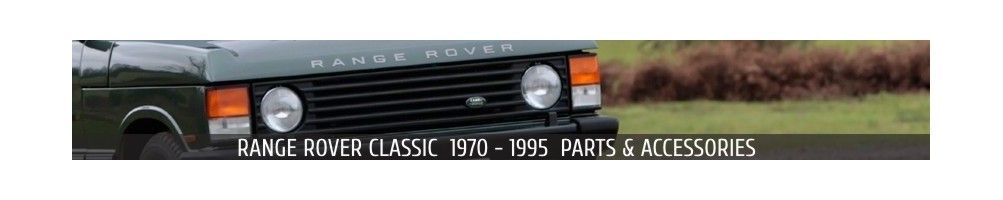 Suspension | Range Rover Classic 70-95 | Parts for Land Rover
