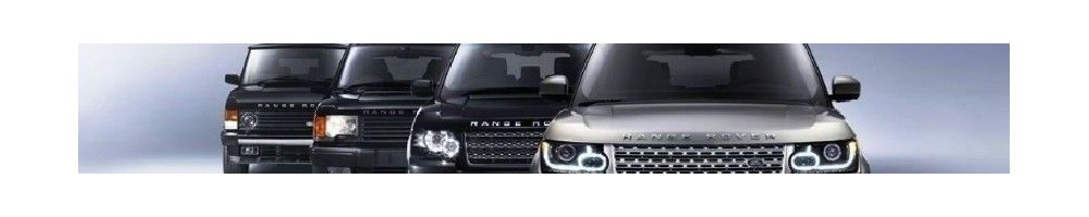 Range Rover models parts and accessories