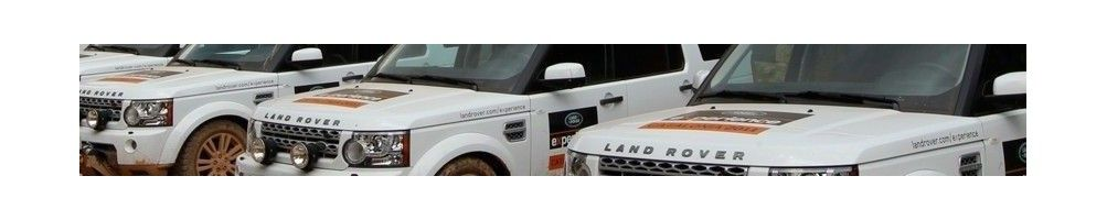 Land Rover Discovery models parts and accesories